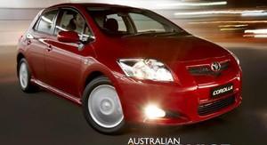 2007 Toyota Corolla Review