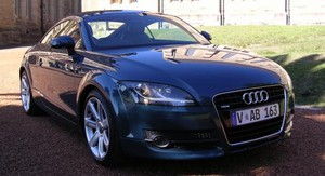 2007 Audi TT Coupe 3.2 Quattro S Tronic Road Test