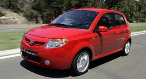 2007 Proton Savvy Review