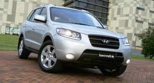 2007 Hyundai Santa Fe 3.3 V6 Review