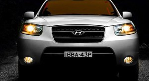 2008 Hyundai Santa Fe review