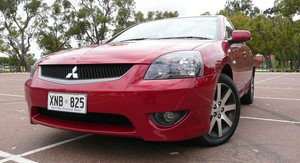 2008 Mitsubishi 380 GT Series III review