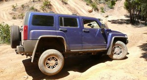 2008 Hummer H3 review