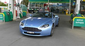 2008 Aston Martin V8 Vantage Roadster Review Caradvice