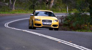 2008 Audi S3 Review