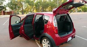 2008 Mitsubishi Colt Ralliart review