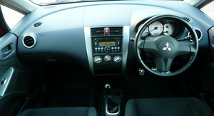 2008 Mitsubishi Colt Ralliart review