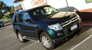 2008 Mitsubishi Pajero Exceed (petrol) review