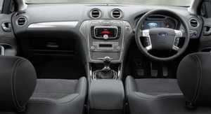 2008 Ford Mondeo XR5 review