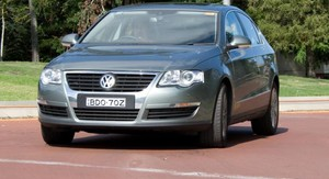 2008 Volkswagen Passat review