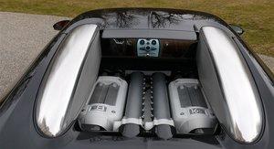 Bugatti Veyron Review