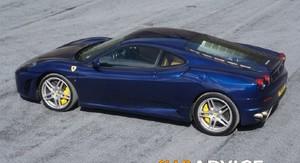 2008 Ferrari F430 Coupe Review