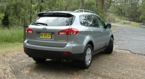 2008 Subaru Tribeca Review