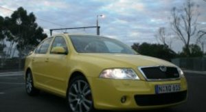 2008 Skoda Octavia RS review