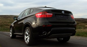 2009 BMW X6 Review