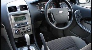 2008 Ford Falcon XT Wagon Review