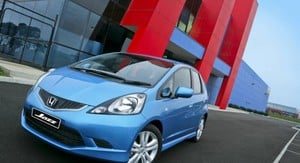 2009 Honda Jazz Review