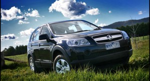 2008 Holden Captiva Review