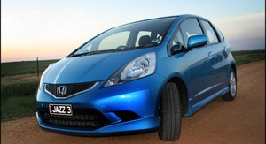 2009 Honda Jazz VTi-S Review