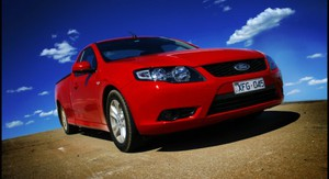 2008 Ford Falcon R6 Ute Review