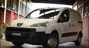 2008 Peugeot Partner HDi Review