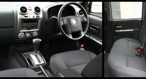 2008 Holden Colorado LT-R 4x4 Review