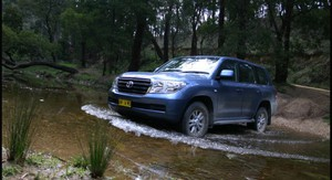 2008 Toyota LandCruiser GLX Turbo Diesel review