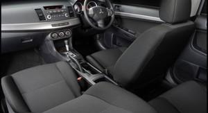 2009 Mitsubishi Lancer Review