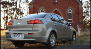 2009 Mitsubishi Lancer Review