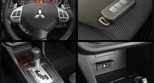 2009 Mitsubishi Lancer VRX Sportback Review