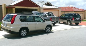 2008 Nissan X-Trail off-road review