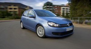 2009 Volkswagen Golf MkVI Review