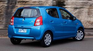 Suzuki Alto Review & Road Test
