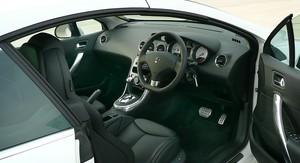 Peugeot 308 CC Review & Road Test