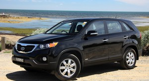 Kia Sorento Review - Long Term Introduction