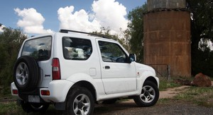 Suzuki Jimny Sierra Review & Road Test