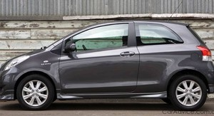 Toyota Yaris Review & Road Test