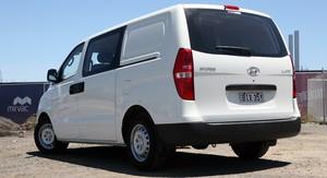 Hyundai iLoad Crew Van Review & Road Test