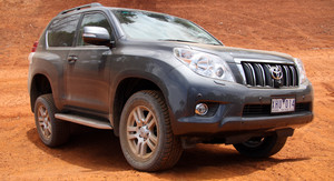 Toyota LandCruiser Prado Review & Road Test