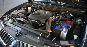 Mitsubishi Challenger Review