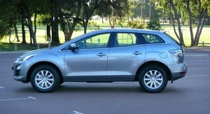 Mazda CX-7 Review & Road Test