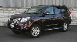 Toyota LandCruiser Prado Review & Road Test