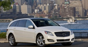2011 Mercedes-Benz R-Class Road Test & Review
