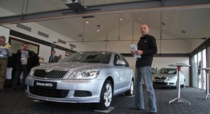 2013 Skoda Octavia Review