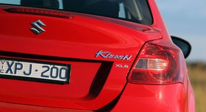 Suzuki Kizashi road test and review