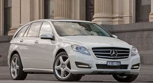 2012 Mercedes-Benz R-Class Review
