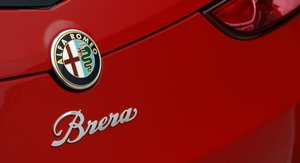 Alfa Romeo Brera Review