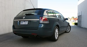 2011 Holden Berlina Sportswagon Review