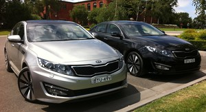 Kia Optima Review