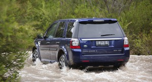 Land Rover Freelander 2 Review